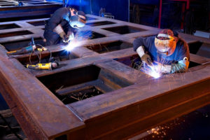structure-welding