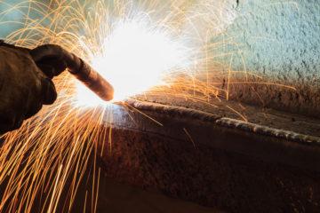 Structural Steel Welding & Repair